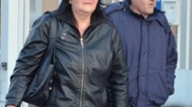 Alessandra Giudici, moglie di Rosario Spampinato