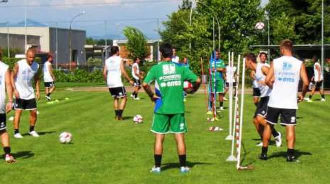 Atalanta, primo allenamento della stagione