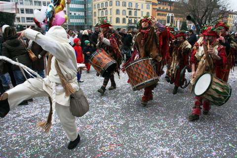 Carnevale In Centro A Bergamo3 Bergamonews