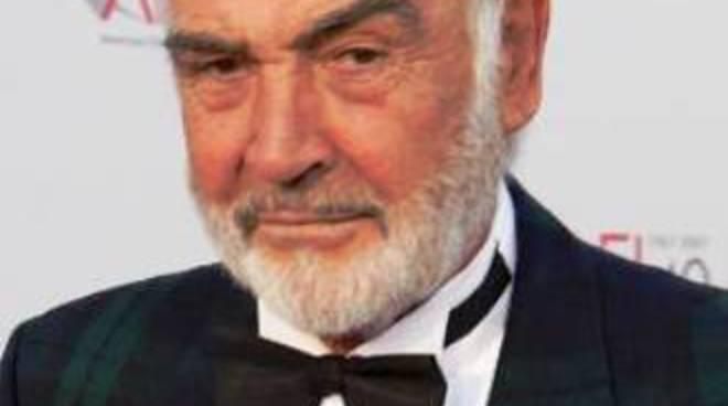 Connery, da sex symbol a nonno ideale