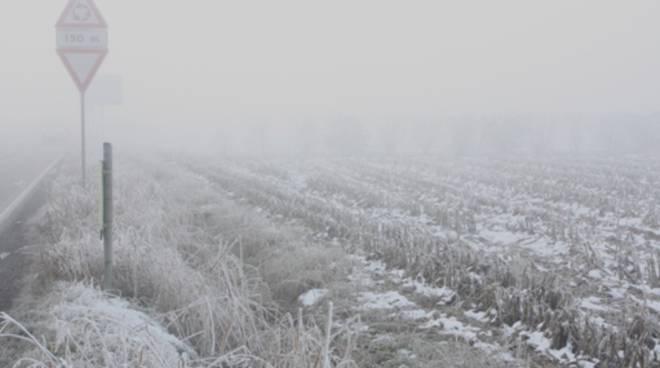 Freddo e gelo non mollano
