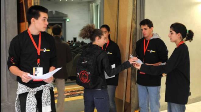 I volontari di Bergamo Scienza