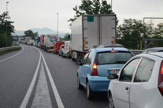 Incidente mortale a Zanica