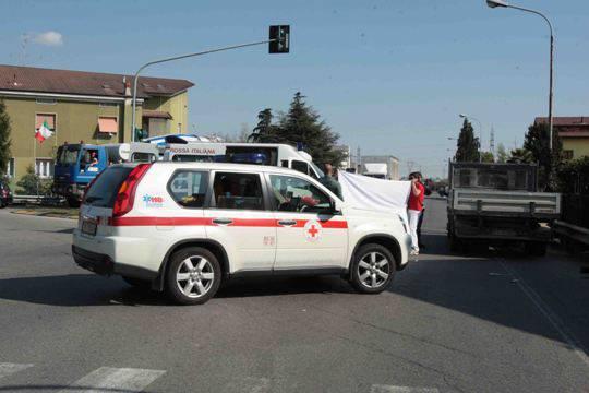 Incidente mortale Montello