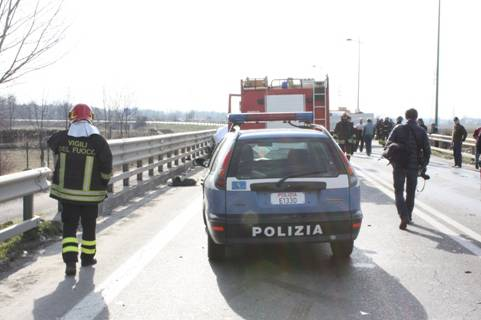 Incidente mortale Seriate