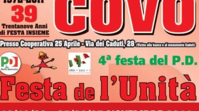 La Festa de l'Unità a Covo
