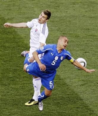 La sconfitta Mondiale con la Slovacchia