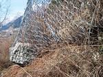 Le reti antivalanghe installate a Branzi