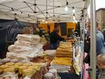 Mercatanti in Fiera, le bancarelle