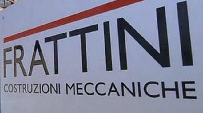 L'ingresso alla Frattini di Seriate