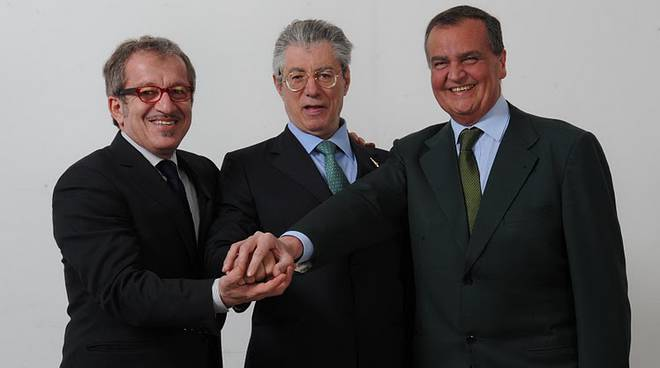 Maroni, Bossi, Calderoli