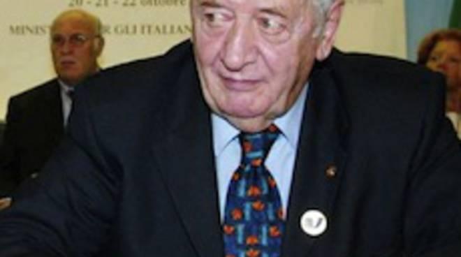 Mirko Tremaglia, morto a 85 anni