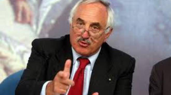 Alberto Bombassei, vicepresidente di Confindustria
