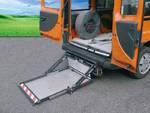 Auto per trasporto disabili