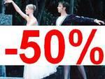 Cartellone in difficoltà per la danza al Creberg Teatro di Bergamo