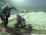 Neve allo stadio - 1