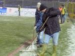 Neve allo stadio - 2