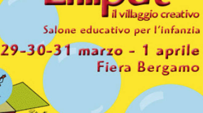 Alla Fiera di Bergamo apre dal 29 marzo al 1° aprile Lilliput