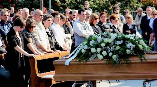 Funerali di Stefano Neri