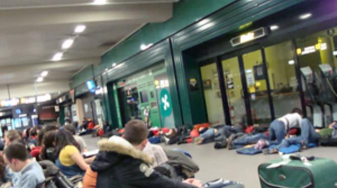 Notte in aeroporto orio al serio promosso bergamo news - Giardinia orio al serio ...