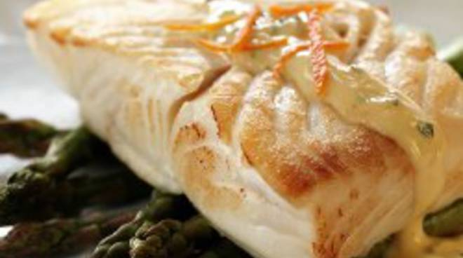 pesce per colazione a dieta leggera