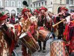 Immagine della sfilata di Mezza Quaresima, Bergamo