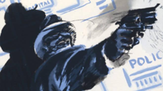 """La mostra """"Crime"""" la mostra alla Porta di Sant'Agostino"""