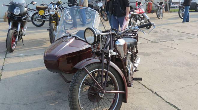 Mostra scambio di moto d'epoca e non solo