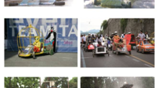 Il Soap Box Rally Bergamo