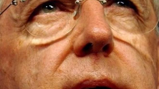 Il Premier italiano Mario Monti