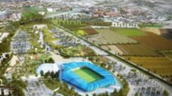 Stadio e palazzetto dello sport