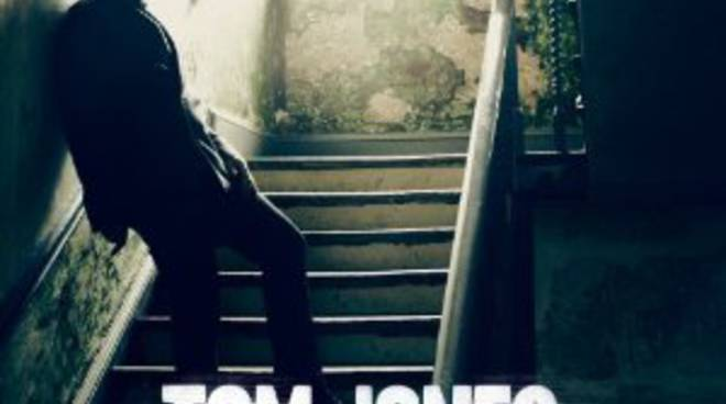 "Tom Jones ""Spirit In The Room"""