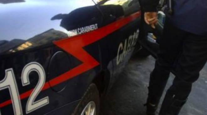 Carabinieri a Pedrengo per le indagini