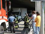 Incidente in Valbrembana, traffico in tilt