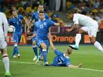 L'Italia abbatte l'Inghilterra