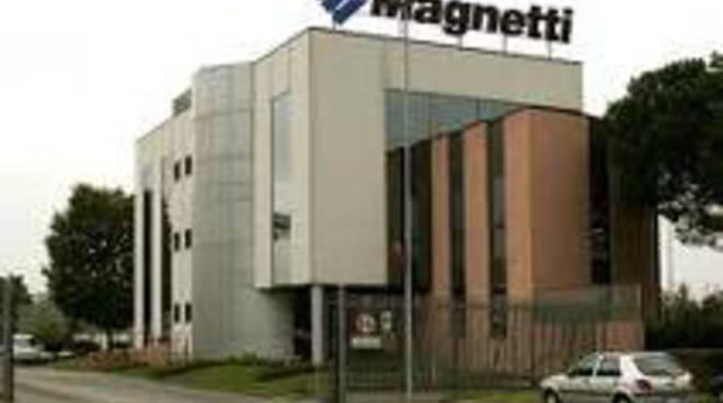 La sede della Magnetti Building a Carvico