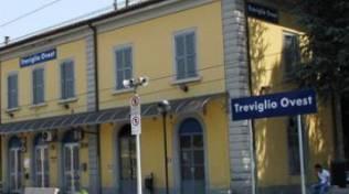 La stazione di Treviglio Ovest