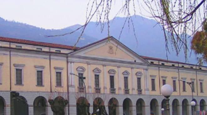 Lovere, all'Accademia Tadini il sindaco incontra gli studenti di intercultura