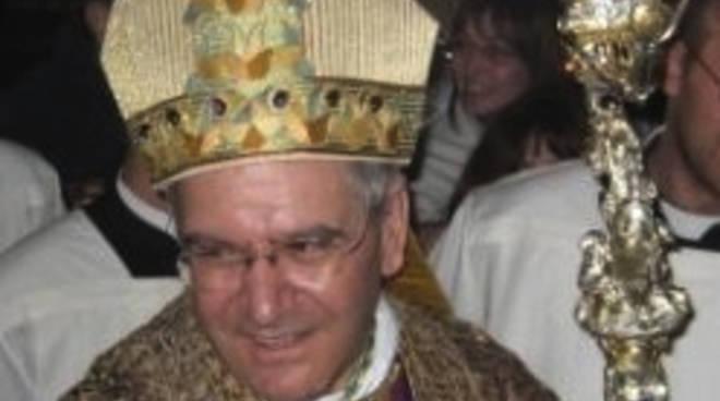 Monsignor Francesco Beschi, vescovo di Bergamo