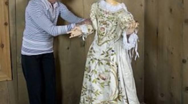 Statue sacre da vestire