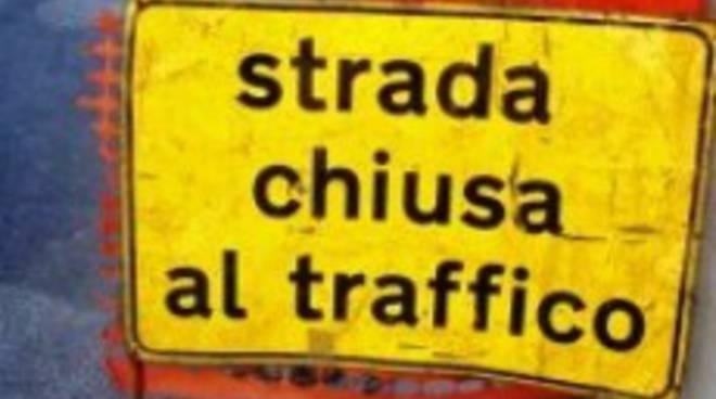Asse interurbano chiuso al traffico