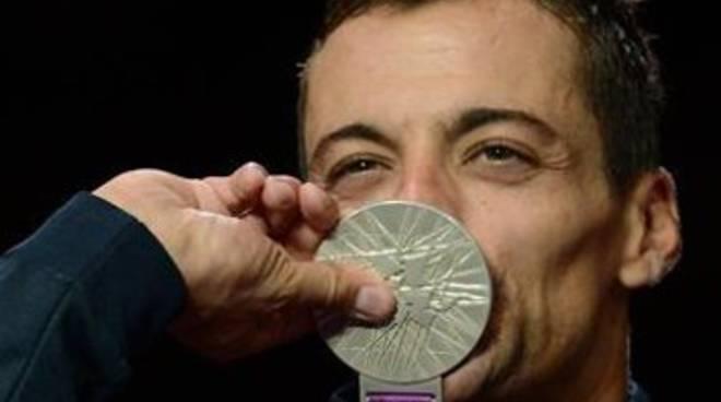 Diego Occhiuzzi, argento alle Olimpiadi di Londra 2012