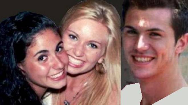 I tre ragazzi morti nello schianto di venerdì notte