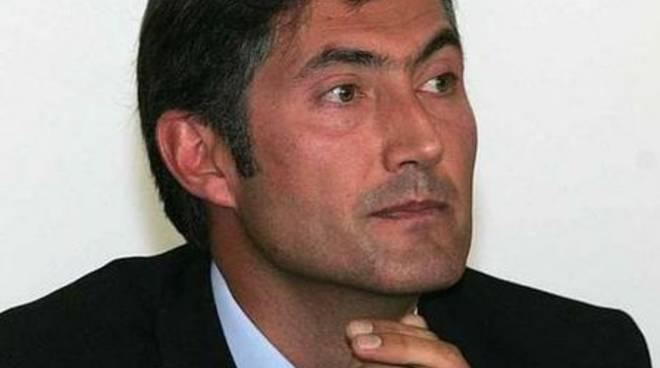 Il sindaco di Ponteranica Cristiano Aldegani