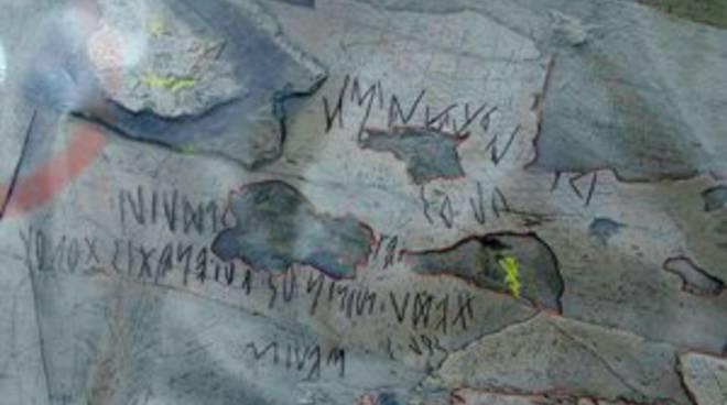 Iscrizioni leponzie del III secolo a.C. In val Camisana