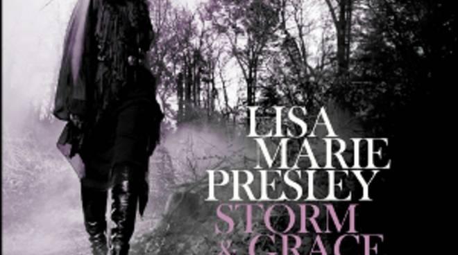 "Lisa Marie Presley ""Storm & Grace"""