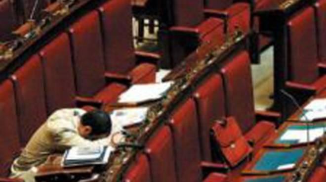 Parlamento o dormitorio?