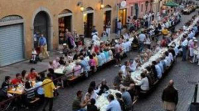 Cena in Borgo Santa Caterina