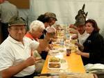 Festa degli alpini alla Roncola