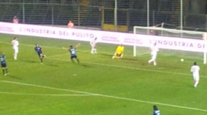 Il gol di Brivio